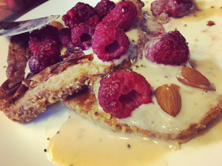 Pain perdu version VEGAN #gourmandise